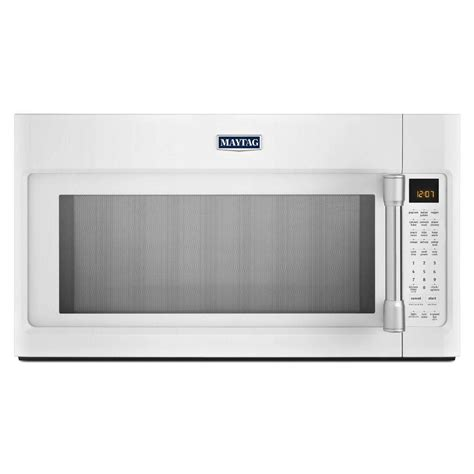 Convection Microwave Oven maytag 1 9 cu ft the range convection microwave in
