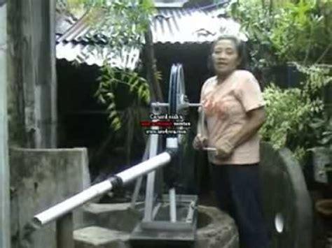 Pompa Air Mini Tenaga Aki pembangkit listrik tenaga angin sederhana funnydog tv