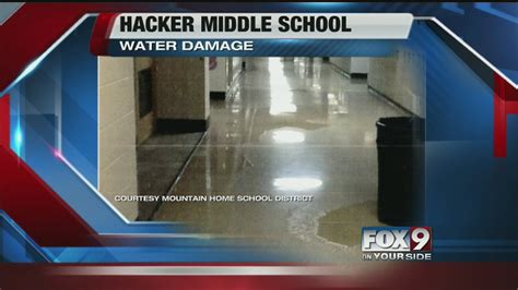 mountain home school district opens doors to damaged