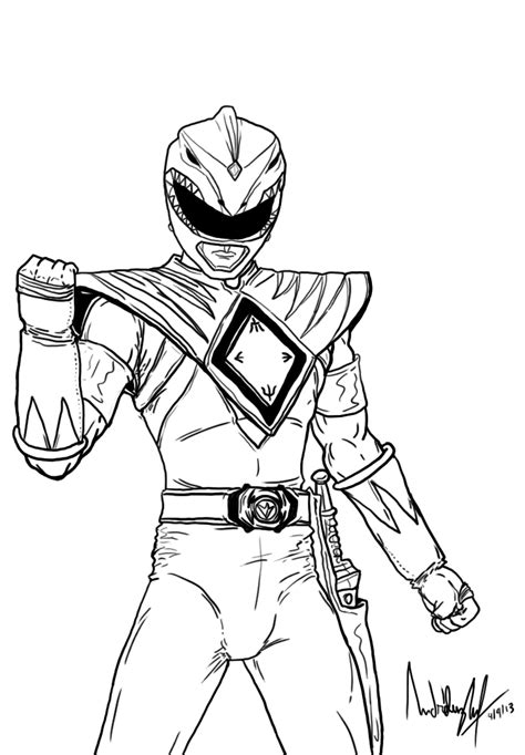 mighty morphin power rangers printable coloring pages mighty morphin power rangers coloring pages for kids