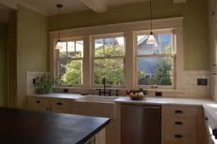 arts and crafts kitchen design arts and crafts kitchen craftsman kitchen portland