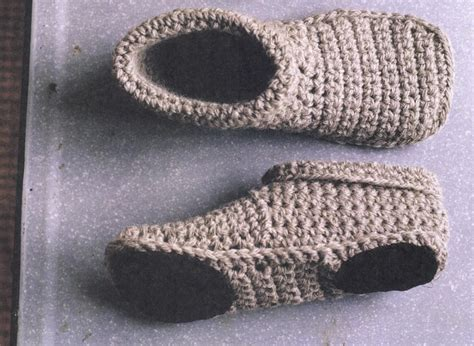 crochet slippers patterns unisex slippers crochet and knitted free patterns