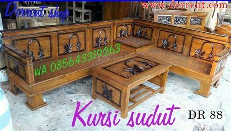 Dipan Kayu Akasia harga kursi sudut akasia jual meja makan oval jual