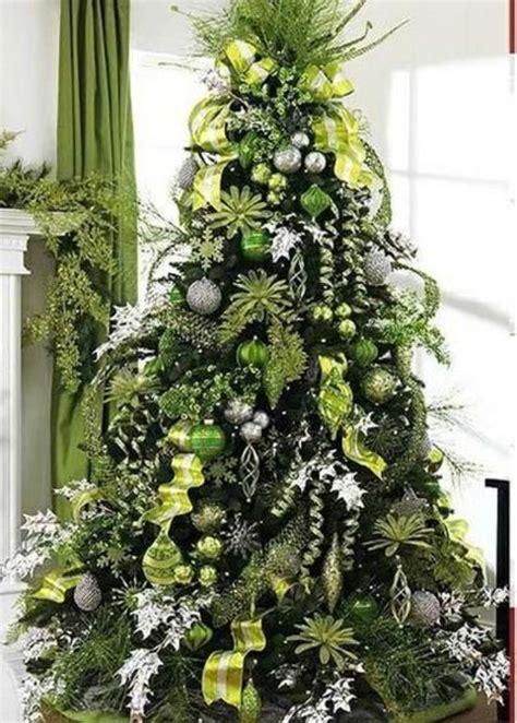 lime green and silver tree d 233 coration sapin de no 235 l 25 id 233 es fantastiques et originales