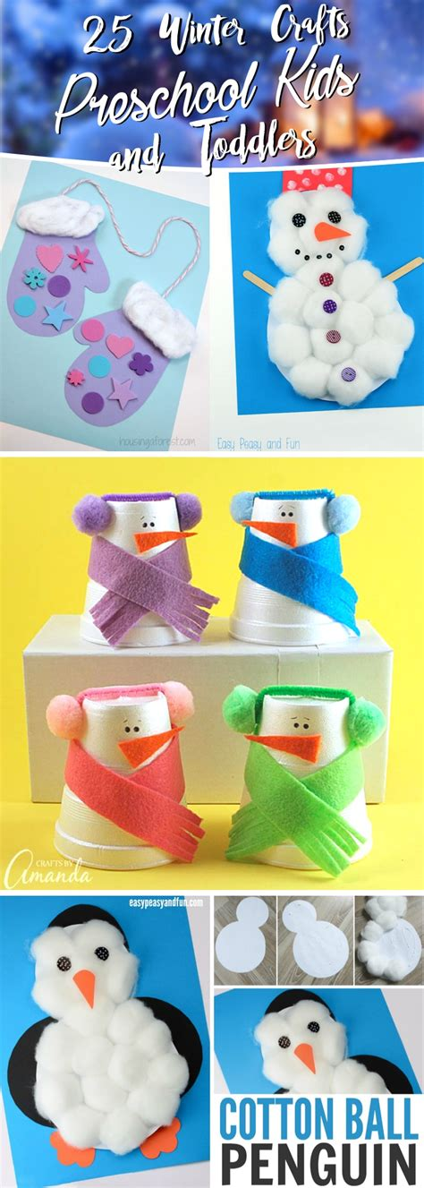 winter craft projects for preschoolers 25 winter crafts preschool and toddlers are going to