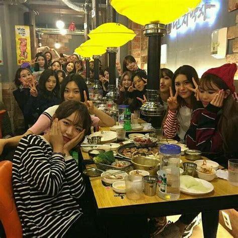 Shoo Etude House ioi成為etude模特一口氣成為top女團 seoulsunday