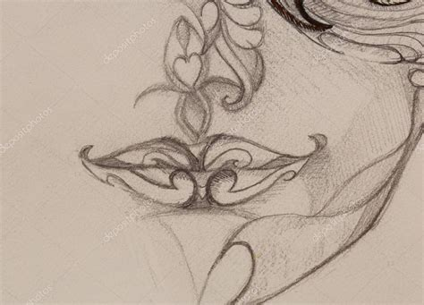 efectos para fotos dibujo a lapiz gratis dibujo ornamental mujer labios dibujo a l 225 piz sobre papel