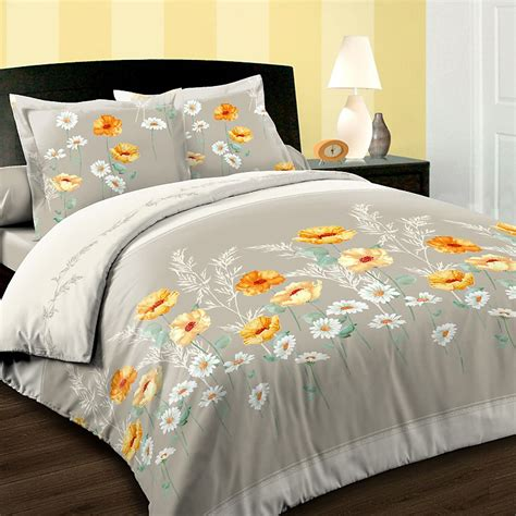 paques cotton sateen bed linen set duvet cover pillow