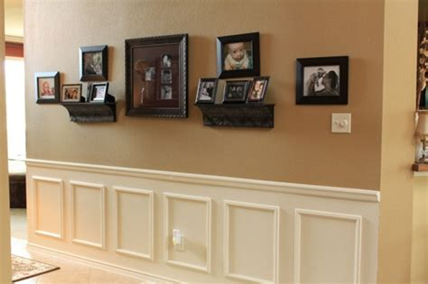 Faux Wainscoting by How To Wainscoting Decorchick
