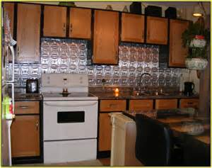 Copper Backsplash For Kitchen Tin Ceiling Tiles Backsplash Ideas Home Design Ideas