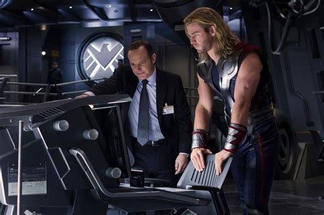 marvel film where phil coulson died the avengers thor and agent coulson heyuguys