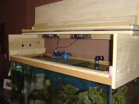 Aquarium Hood Design Diy | diy canopy and stand refinish aquarium advice aquarium