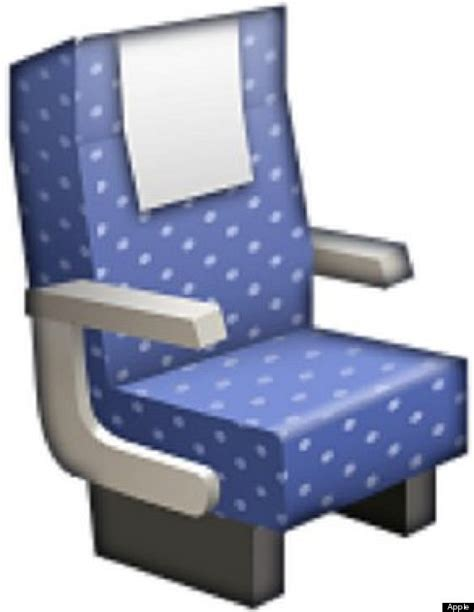 Airplane Chair by The Definitive Ranking Of The 100 Best Emoji Huffpost