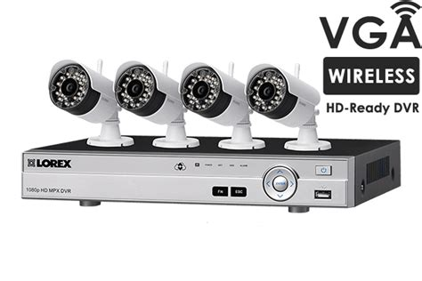 wireless surveillance system about