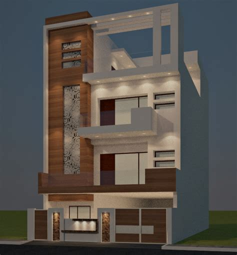 design photos building house elevation designer in delhi ncr gurgaon