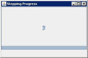 java swing progress bar swingworker and progressbar jprogressbar 171 swing 171 java