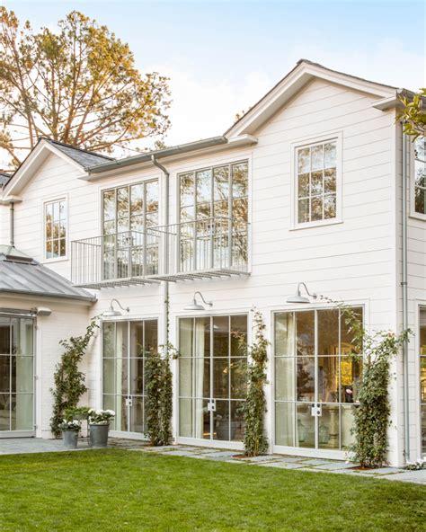 traditional modern home traditional lofty modern farmhouse in california