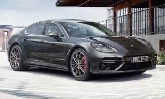 Newest Porsche 2017 Porsche Panamera Looks Better Than Has New Engines