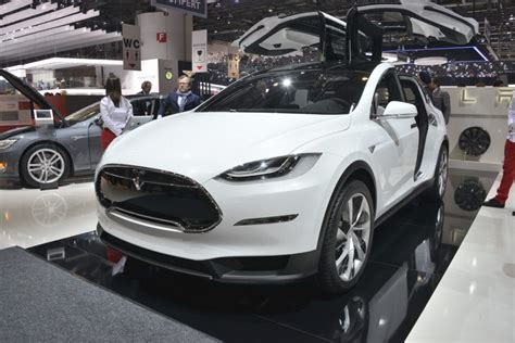 Tesla Motors In The News Nextev Will Release A Tesla Model X Competitor Suv Model