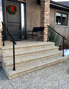 Exterior Banister Best 25 Outdoor Stair Railing Ideas On Pinterest Deck