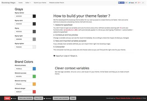 bootstrap theme editor mac the ultimate guide to bootstrap webdesigner depot