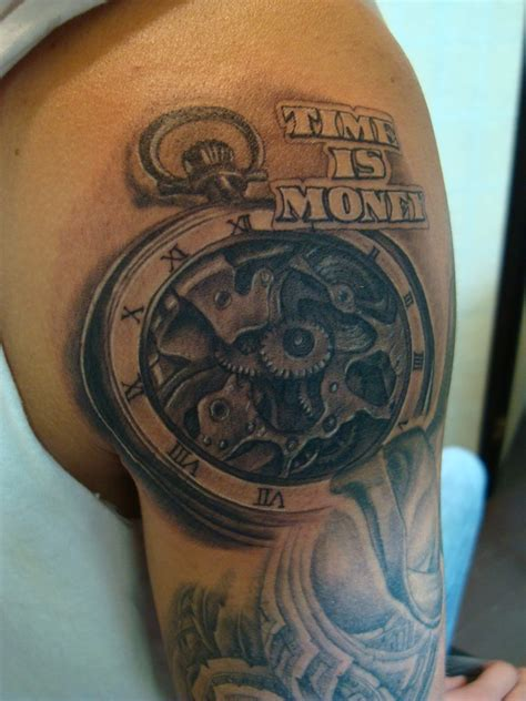 tattoo money designs time is money time is money time is money