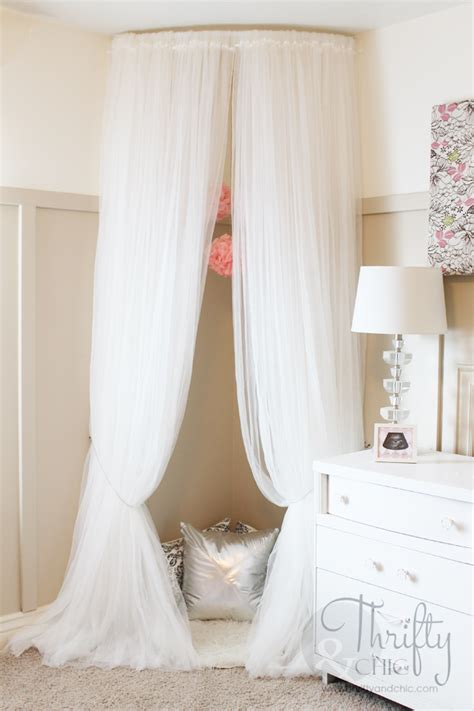 Curved Curtain Rod Diy » Home Design 2017