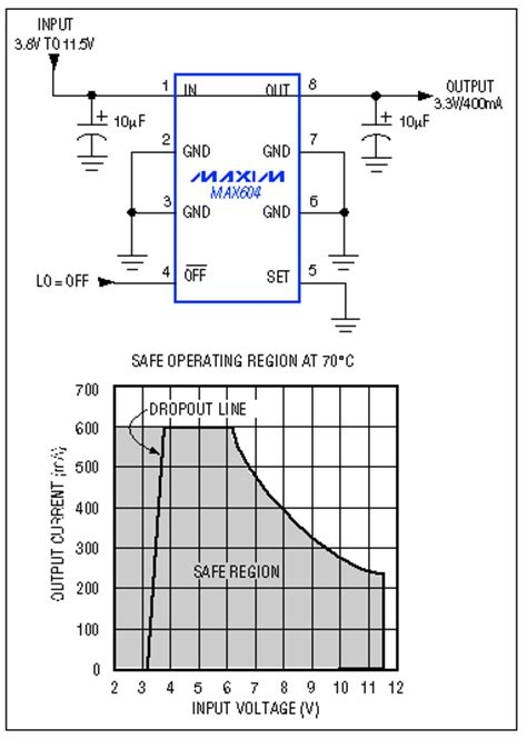 transistor combinations energy management for small portable systems appno050 datasheet archive