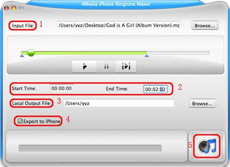 download mp3 from link iphone how to convert mp3 to ringtone for iphone 4
