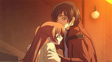 Anime Hug by Anime Hug Gif Image 27 Gif Images