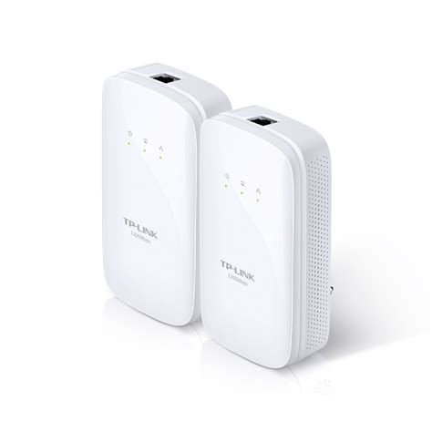 Tp Link Av1200 Gigabit Wifi Extender Starter Kit Tl Pa8010pkit 1 tp link tl pa8010 kit uk av1200 gigabit powerline starter
