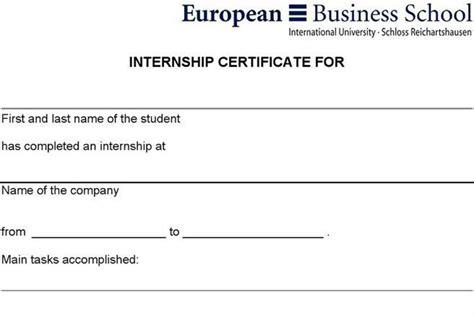 internship certificate template certificate template free premium templates