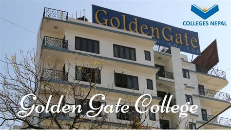 Mba Colleges In Kathmandu by Golden Gate College Battisputali Kathmandu Nepal