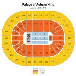 palace of auburn hills floor plan pics photos palace of auburn hills seating chart reviews