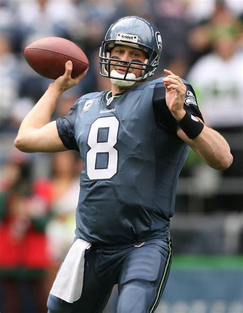 Mat Hasselbeck by Matt Hasselbeck In St Louis Rams V Seattle Seahawks Zimbio