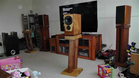 diy bookshelf speakers t line