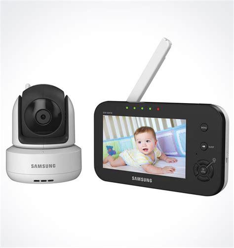 refurbished samsung brillantview ptz baby monitor sew 3041w bneta