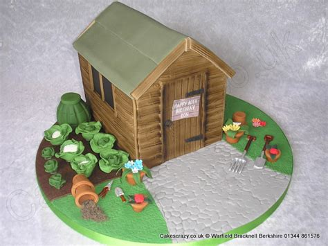 Shed Cakes by In Sheds Bedford