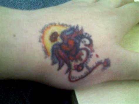 tattoo non permanent jakarta uhh non permanent tattoo lol by sharkia on deviantart