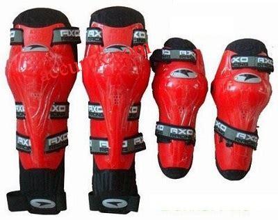 Dekker Pelindung Siku Dan Lutut jual murah dekker motor touring murah axo pelindung lutut dan siku set jual stungun kamera