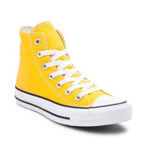 light yellow converse shoes converse shoes yellow