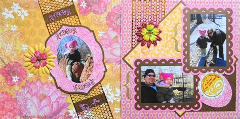 scrapbook layout bulrushes 1000 images about scrapbooking yellow pages on pinterest