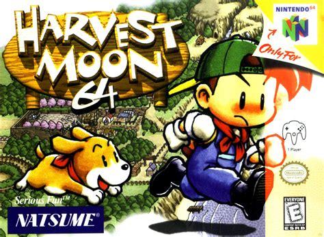 Harvest Moon 5 harvest moon n64 rom