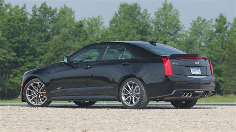 ats cadillac reviews 2017 cadillac ats v review photo