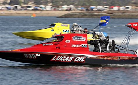 liquid nitro boats drag boat racing sailing regattas
