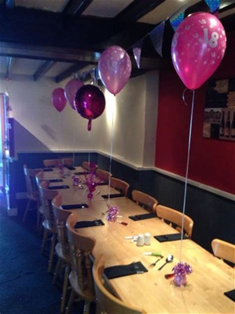 how to decorate a restaurant 21st birthday party decor picture of valentine s