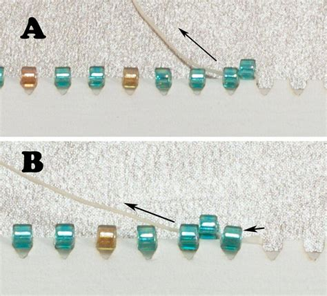 peyote stitch tutorial varieties and patterns stitch