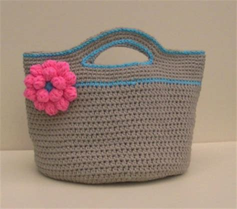 crochet pattern stash bag crochet flowerd stash buster basket bag crochet handbags