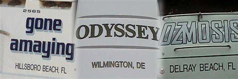 boat lettering in key largo boat lettering service south florida