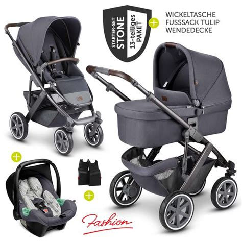 abc design  kinderwagen set salsa  air fashion